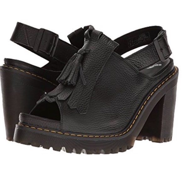 175d9567a3a Dr. Martens Shoes - DR. MARTENS Seraphina Chunky Sandal